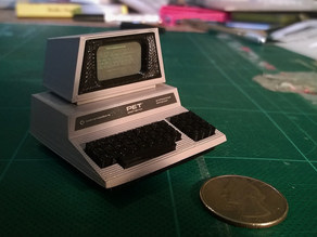 Mini Commodore PET series 2001N