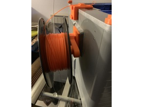 OmniStand Rear Filament Holder