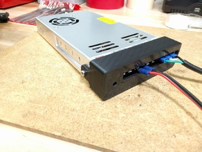 Mean Well LRS Series PSU Cover