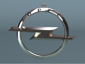 OPEL - Key Chain (PARTsolutions)