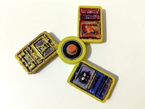 Pokemon Cards Spinner