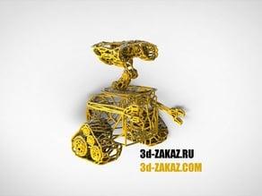 WALL-E, Voronoi,remix
