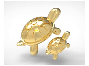 The Golden Turtle of Happiness