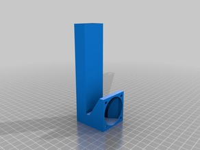 Anycubic i3 Mega UltraBase fan duct for stepper drivers (Remix)