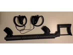 Oculus touch - gun stock