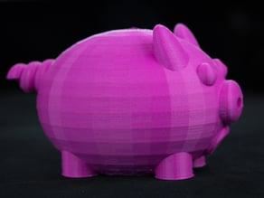 Orville The Piggybank