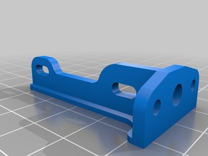 BL Touch E3D Titan V6 Lightweight Mounting Bracket