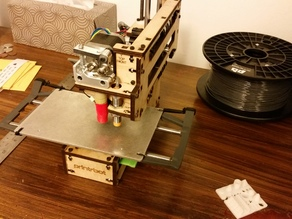 Printrbot 1405 X Axis Extension