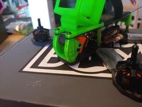 Rad-X camera mount for runcam swift mini 2