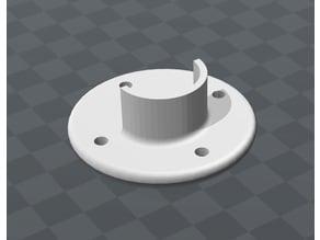 Support Tube IRL pour bobine filament - Filament Holder IRL Tube