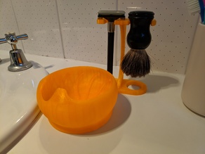 Ultimate Shaving Bowl