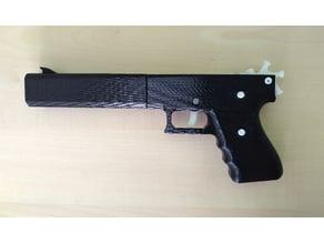 Rubberband Gun (Gummiband-Pistole)