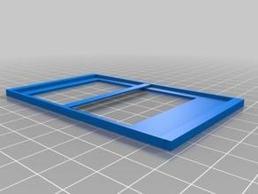 Fuji Instax Frame [works with 90, 8, 50S, 25, 7S & Polaroid 300 ]