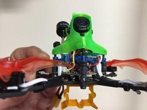 Toothpick self-adjusting 2S battery mount
