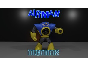 AIRMAN from MEGAMAN 2