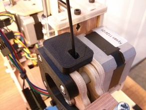 Printrbot Simple Bind-Resistant Filament Guide