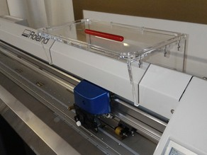 PLAN OF SUPPORT FOR PLOTTER ROLAND GX PRO SERIES