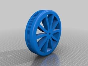 Grill tuning wheel (rims)