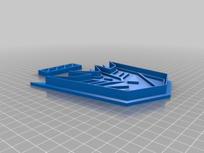 Decepticon Cookie Cutter and Stamp