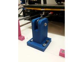 prusa i3 y axis pulley