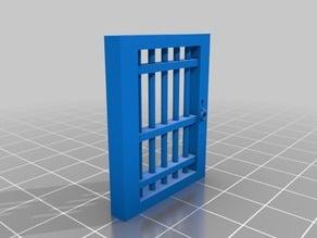 OpenForge 2.0 Prison Door