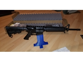 Improved Assembly / Inspection Stand for AR15