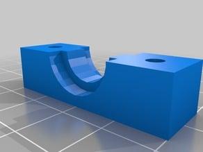 Prusa i3 rework bowden mount generic j-head