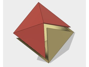 Half Octahedron, Make Your Own