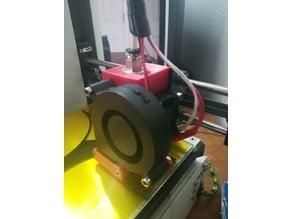 MPSM E3D mount w/blower