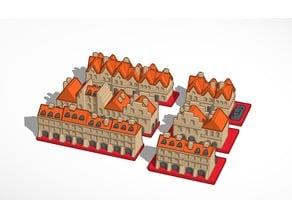 street 5 - buildings
