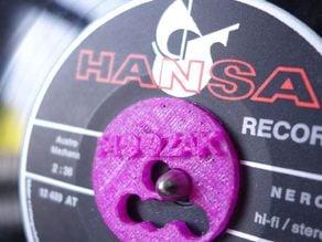 """vinyl adapter - 7"""""""