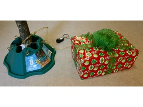 Christmas Tree Water Boy