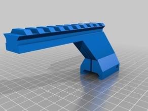 Scope Riser picatinny / waver