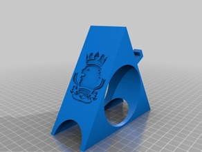 Royal Navy Phone Stand