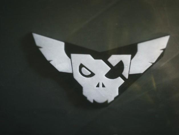 Lirik Logo By Tacosforjesus Thingiverse