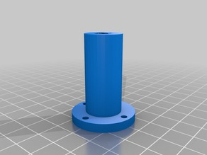 Tr8x8x2 no-backlash nut for Wanhao Duplicator 7