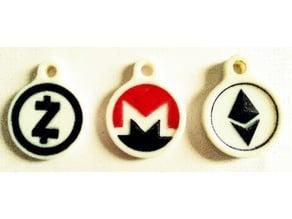 Crypto Keychains