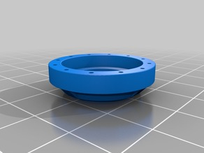 Adapter Ring for Sector Mechanicus Pipes