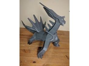 Dialga- 3D Print Ready