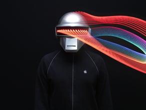 Daftpunk Helmet [Thomas Bangalter]