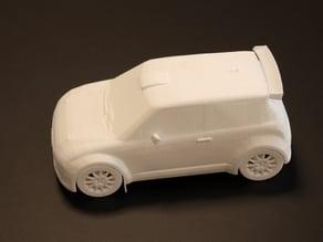 Leesa's car