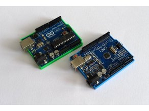 Bumper for Arduino Uno Clone