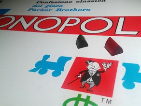 Monopoly Classic - House and Hotel