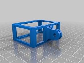 Makerbot Rep2 GoPro Adjustable Build Plate Mount