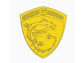 MSI Gaming G Series Crest