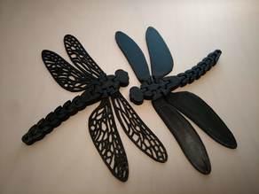 Floppy Dragonfly