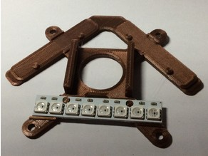 Fabscan Pi CamMount for CJMCU-2812-8