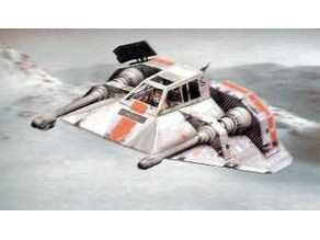 T-47 airspeeder-snowspeeder (x-wing) ver0.4