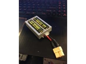 AA battery tray