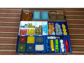 Istanbul Big Box and Dice Game (Remix)